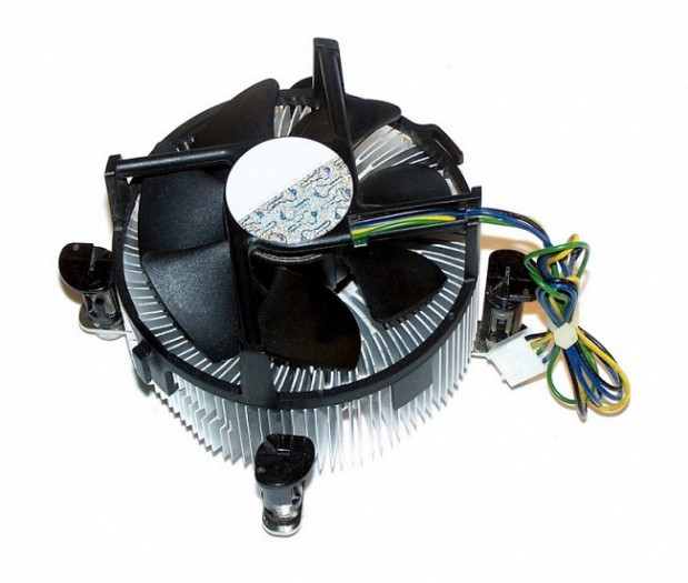 Dell Alienware 17 R2 CPU//GPU Heat-Sink and Fan Assembly